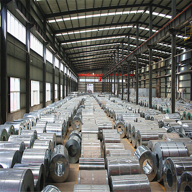 Galvanized steel coil zinc coating