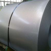 Anti finger galvalume steel coil