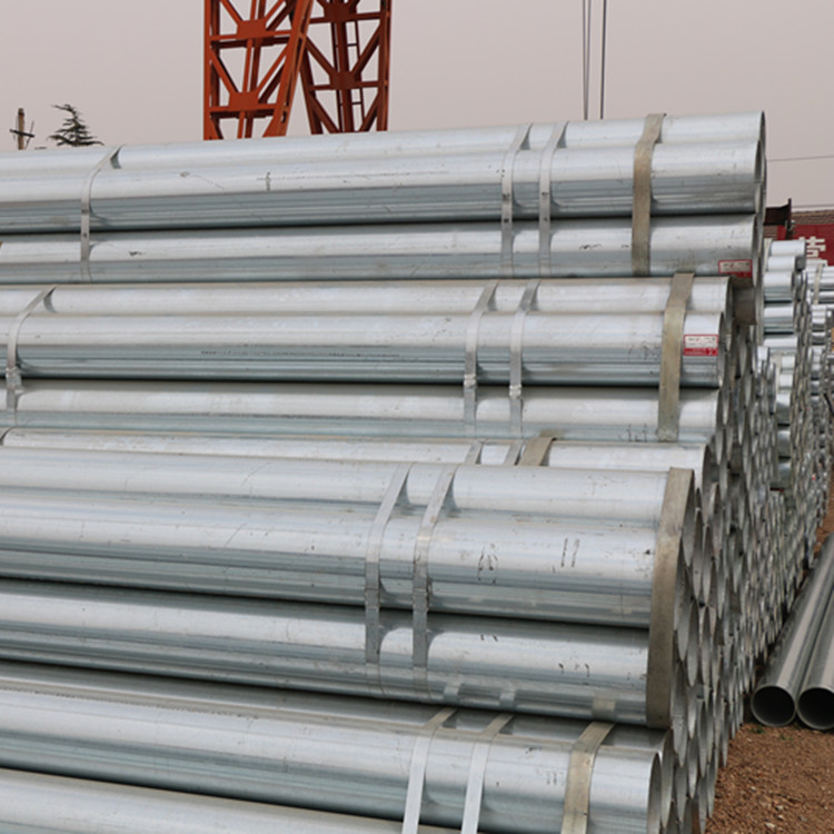 China Spiral steel pipe manufacturer